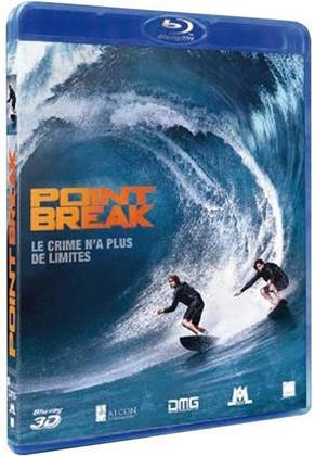 Point Break (2015) (Blu-ray 3D + Blu-ray)