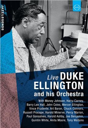 Duke Ellington - Duke Ellington and his Orchestra live at the Theatre Marni, Brüssel 1973