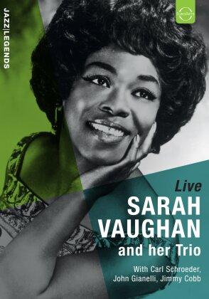 Sarah Vaughan - Sarah Vaughan and her Trio live at the Theatre Marni, Brüssel, 1974