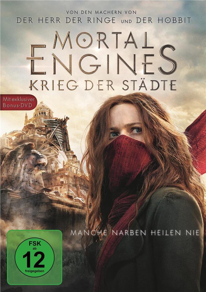 Mortal Engines - Krieg der Städte (2018) (2 DVDs)