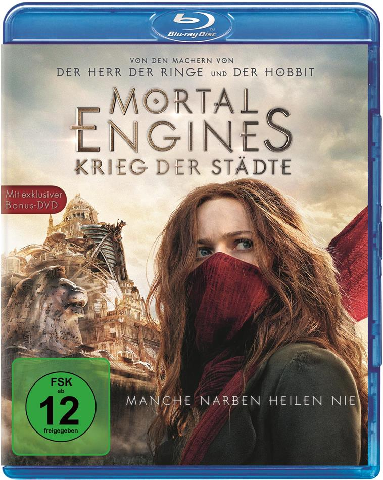 Mortal Engines - Krieg der Städte (2018) (Blu-ray + DVD)
