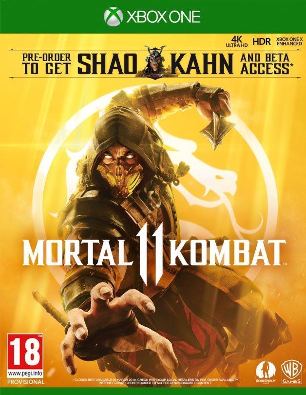 Mortal Kombat 11 (Day One Edition)