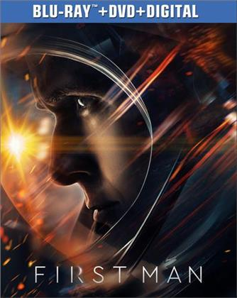 First Man (2018) (Blu-ray + DVD)