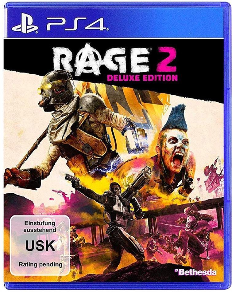 Rage 2 (German Deluxe Edition)