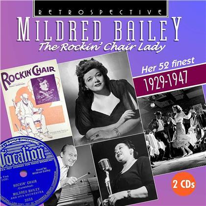 Mildred Bailey - Rockin' Chair Lady (2019 Reissue, 2 CDs)