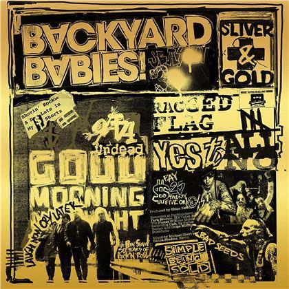Backyard Babies - Sliver & Gold (Limited Edition, LP + CD)