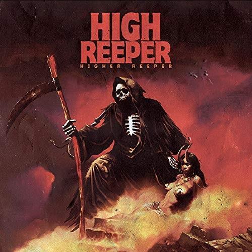 High Reeper - Higher Reeper (LP)
