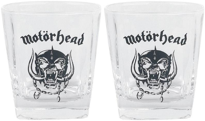 Motorhead - Motorhead (Whiskey Glasses)