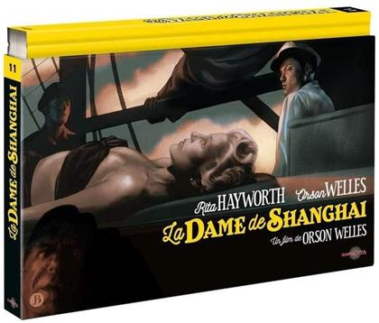 La Dame de Shanghaï (1947) (Collector's Edition, Limited Edition, Blu-ray + DVD)