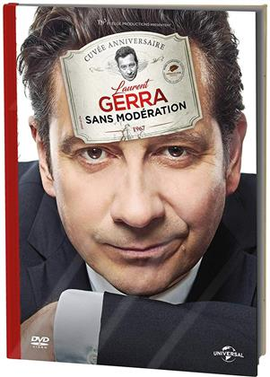 Laurent Gerra - Sans modération (Digibook, 2 DVD)