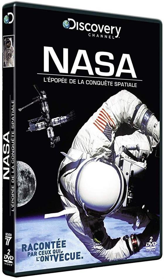 NASA: L'épopée de la conquête spatiale (Discovery Channel, 2 DVDs)