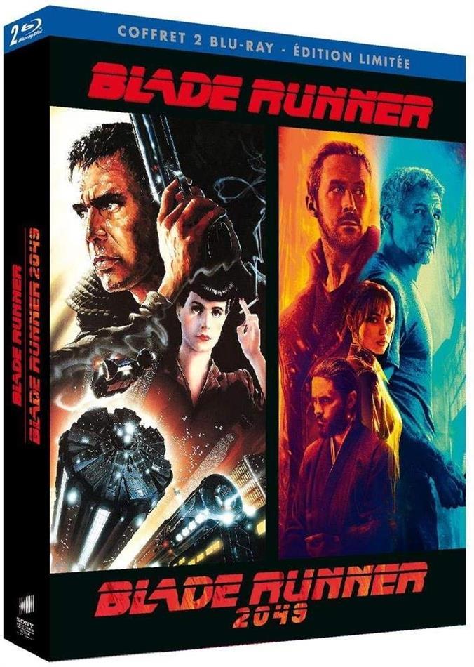 Blade Runner / Blade Runner 2049 (Limited Edition, 2 Blu-rays)