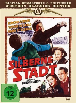 Die silberne Stadt (1951) (Limited Edition, Mediabook)