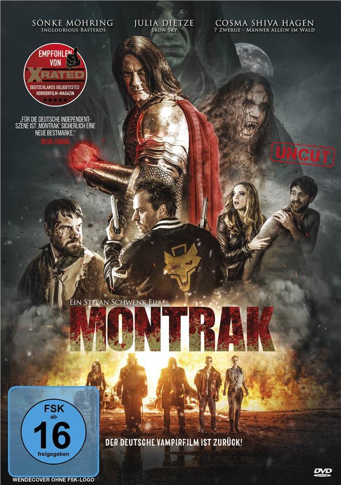 Montrak (2017) (Extended Edition, Uncut)