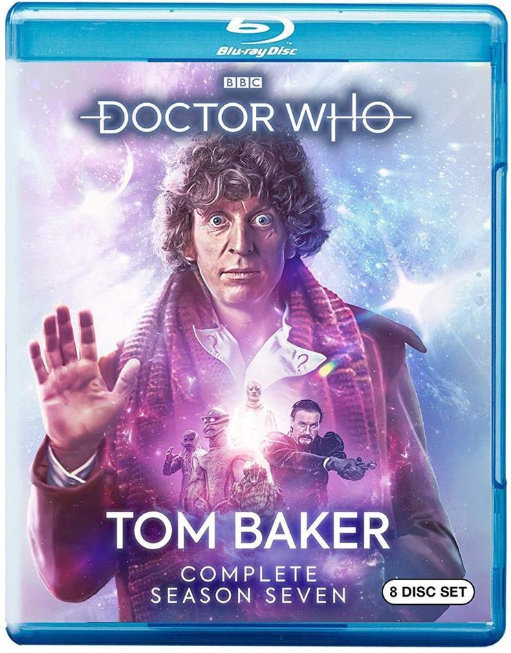 Doctor Who: Tom Baker - Season 7 (BBC, 8 Blu-rays)