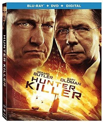 Hunter Killer (2018) (Blu-ray + DVD)