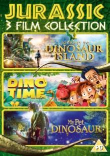 Animation - Jurassic: 3 Film Collection