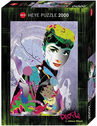 Audrey II Standard - 2000 Piece Puzzle