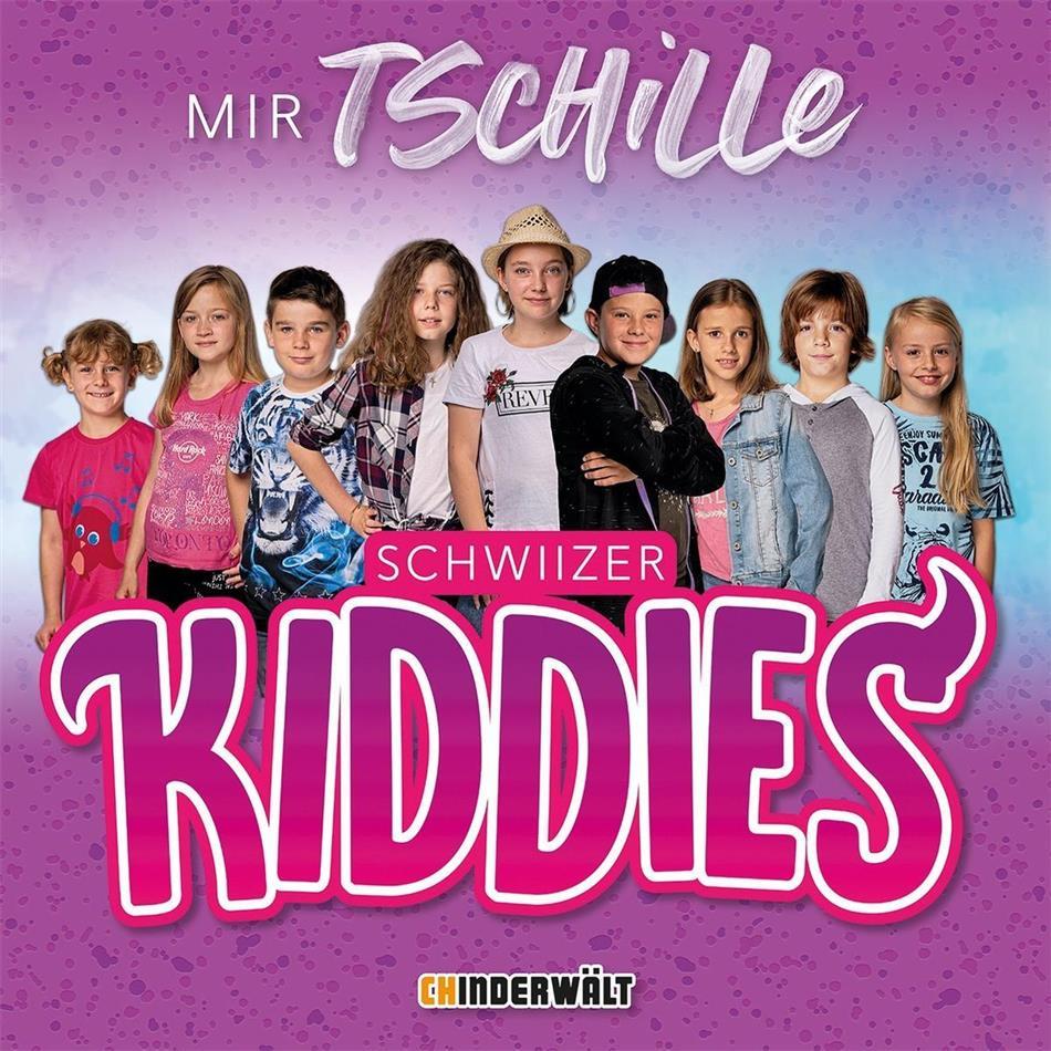 Schwiizer Kiddies - Mir Tschille (2 CDs)