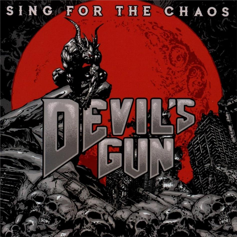 Devils Gun - Sing For The Chaos