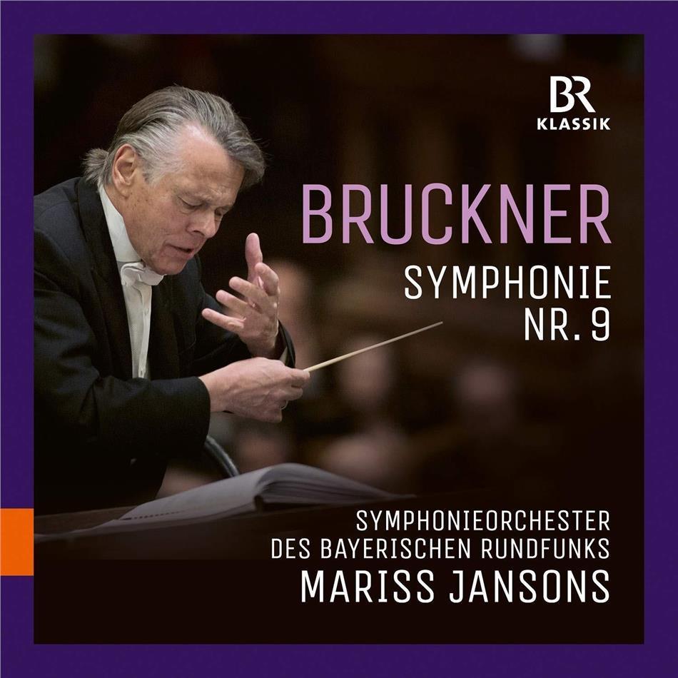 Anton Bruckner (1824-1896), Mariss Jansons & Symphonieorchester des Bayerischen Rundfunks - Symphonie Nr. 9