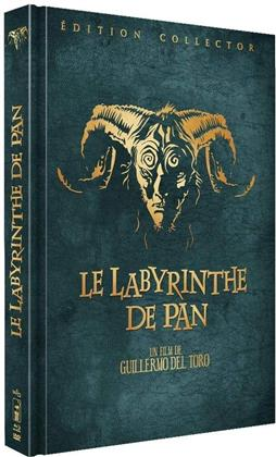Le Labyrinthe de Pan (2006) (Collector's Edition, Blu-ray + 3 DVDs)