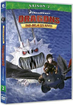 Dragons - Par-delà les rives - Saison 2 (2 DVDs)