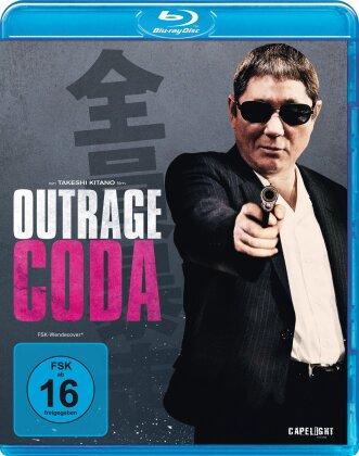 Outrage Coda (2017)