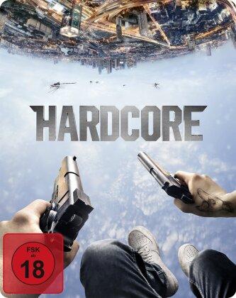 Hardcore (2015) (Limited Edition, Steelbook)