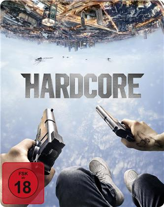 Hardcore (2015) (Limited Edition, Steelbook)