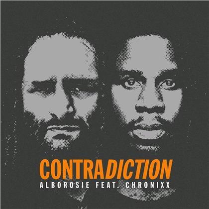 "Alborosie feat. Chronixx - Contradiction (7"" Single)"