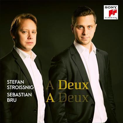 Sebastian Bru, Stefan Stroissnig, Gabriel Fauré (1845-1924), Enrique Granados (1867-1916), Robert Schumann (1810-1856), … - A Deux