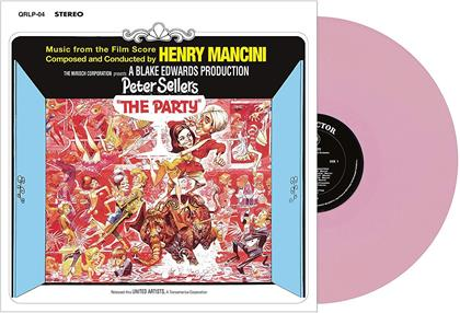 Henry Mancini - The Party (Pink Vinyl, LP)