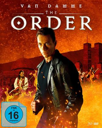 The Order (2001) (Cover A, Mediabook, Blu-ray + DVD)