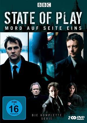 State of Play - Mord auf Seite eins (2 DVDs)