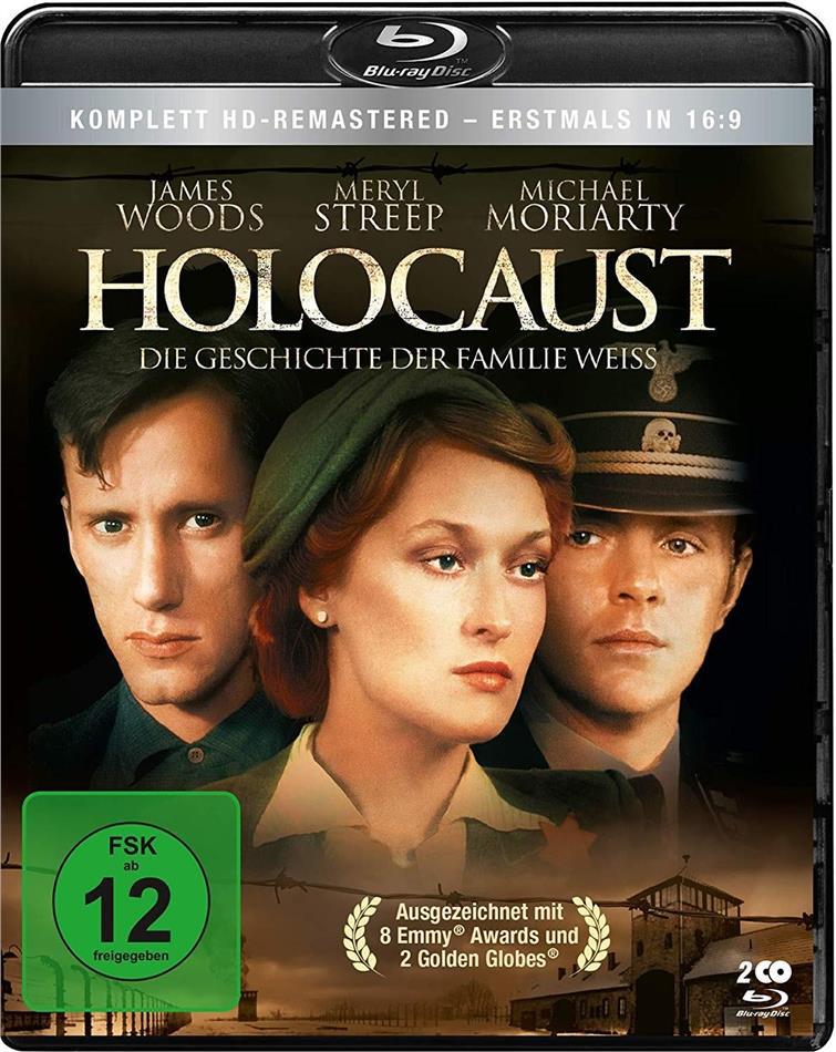 Holocaust - Die Geschichte der Familie Weiss - Mini-Serie (1978) (Remastered, 2 Blu-rays)