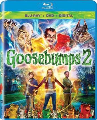 Goosebumps 2 (2018)