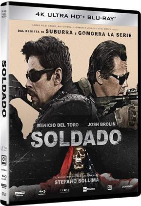 Soldado - Sicario 2 (2018) (4K Ultra HD + Blu-ray)