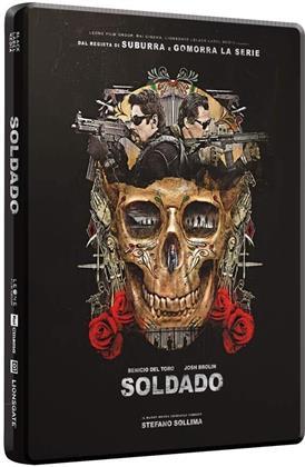 Soldado - Sicario 2 (2018) (Steelbook)