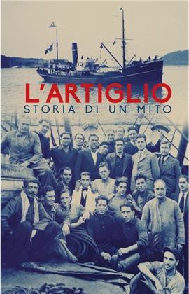 L'artiglio - Storia di un mito (2017) (s/w)