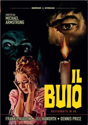 Il buio (1969) (Horror d'Essai, Restaurato in 4K, n/b)