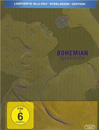 Bohemian Rhapsody (2018) (Limited Edition, Steelbook)