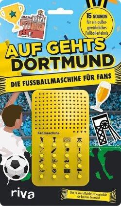 Auf geht´s Dortmund – die Fußballmaschine für Dortmund-Fans