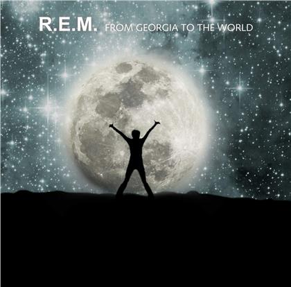 R.E.M. - From Georgia To The World (Marbled Vinyl, LP)