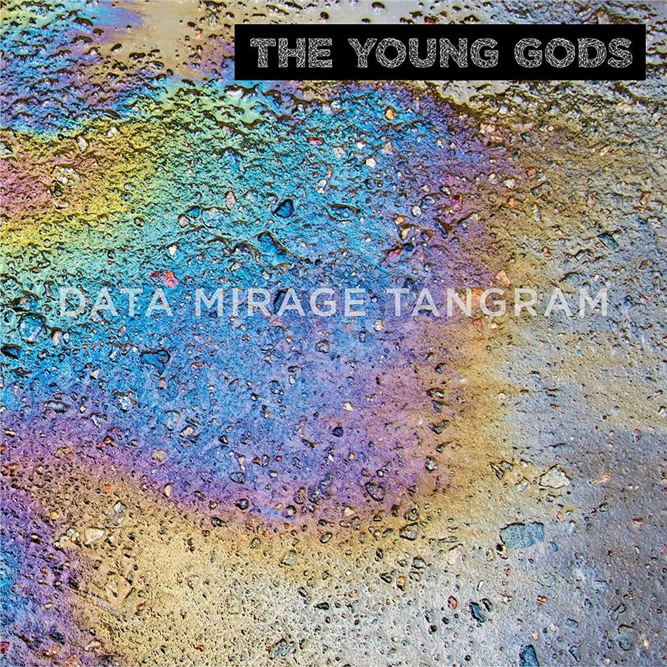 The Young Gods - DATA MIRAGE TANGRAM (2 LPs + CD)