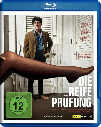 Die Reifeprüfung (1967) (Remastered)