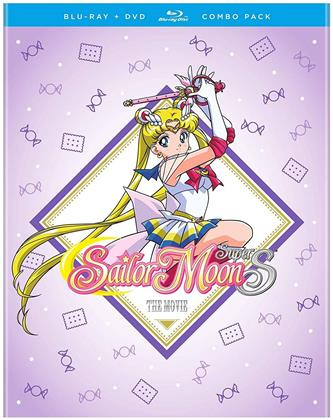Sailor Moon Super S - The Movie (1995) (Versione Rimasterizzata, Uncut, Blu-ray + DVD)