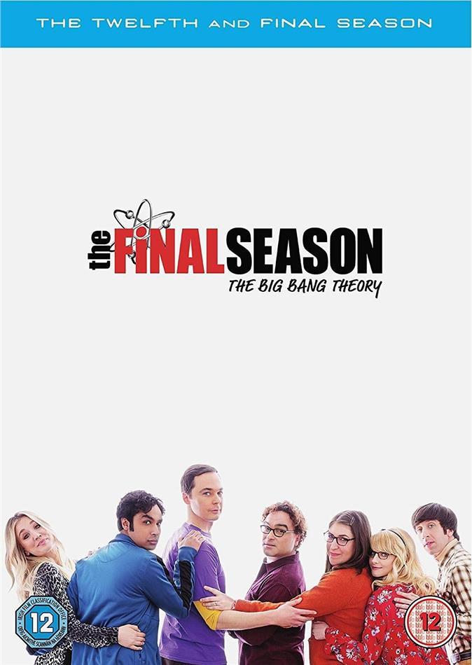 The Big Bang Theory - Season 12 (3 Blu-rays)