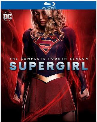 Supergirl - Season 4 (4 Blu-rays)