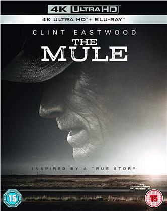 The Mule (2018) (4K Ultra HD + Blu-ray)